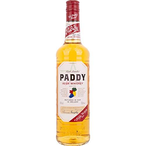 Paddy Irish Whiskey 40,00% 0,70 Liter