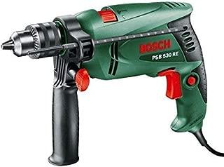 Bosch Impact Drill - PSB 530 RE Plus 173 pc Fixing Set (13 mm)