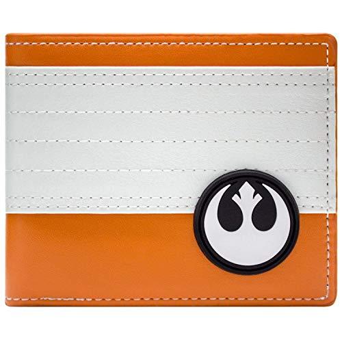 Star Wars Allianz Starbird Portemonnaie Geldbörse Orange