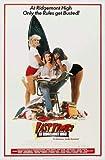 Fast Times at Ridgemont HIGH – Sean Penn – Film Poster