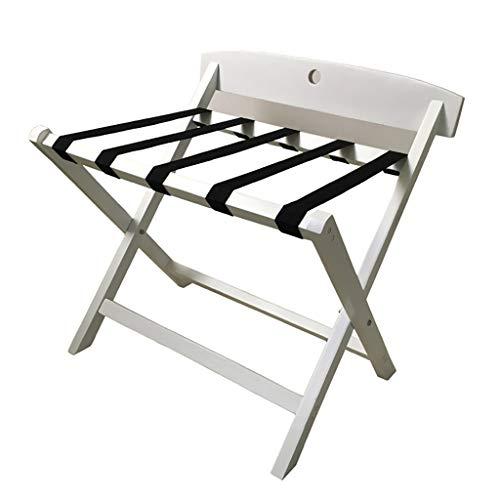 Why Choose Luggage Racks Folding Luggage Rack Hotel Luggage Rack Land Folding Solid Wood Room Hotels...