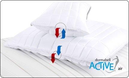 dormabell Kopfkissen - Active Air - 40/80 cm