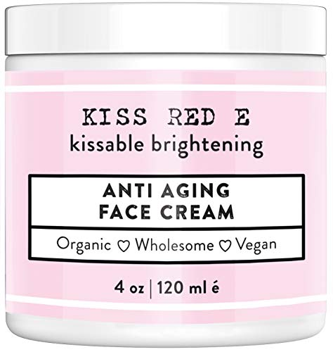 Anti Aging Face Cream. Best Anti Wrinkle Cream Moisturizer For Face, Hands, Neck. Reduce Wrinkles, Fine Lines, Crows Feet, Puffy Eyes.
