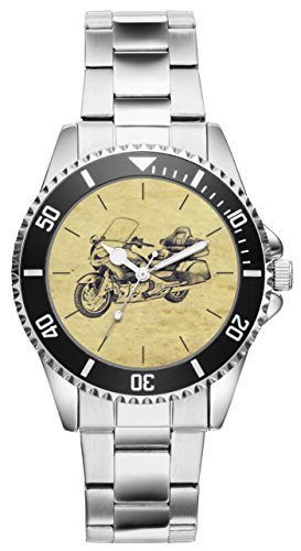 KIESENBERG Uhr - Geschenke für Goldwing Motorrad Fan 20131