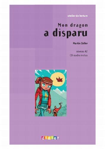 Mon dragon a disparu - Livre + CD audio