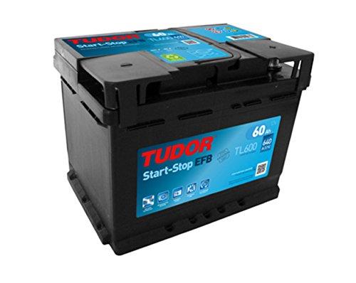 Tudor Start-Stop ECM TL600 - Batteria per auto