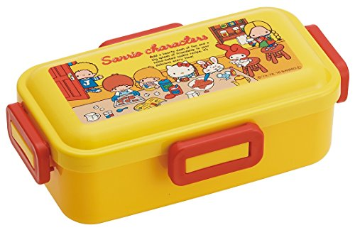 SKATER Lunch box 530ml (Dome type lid)'Sanrio...