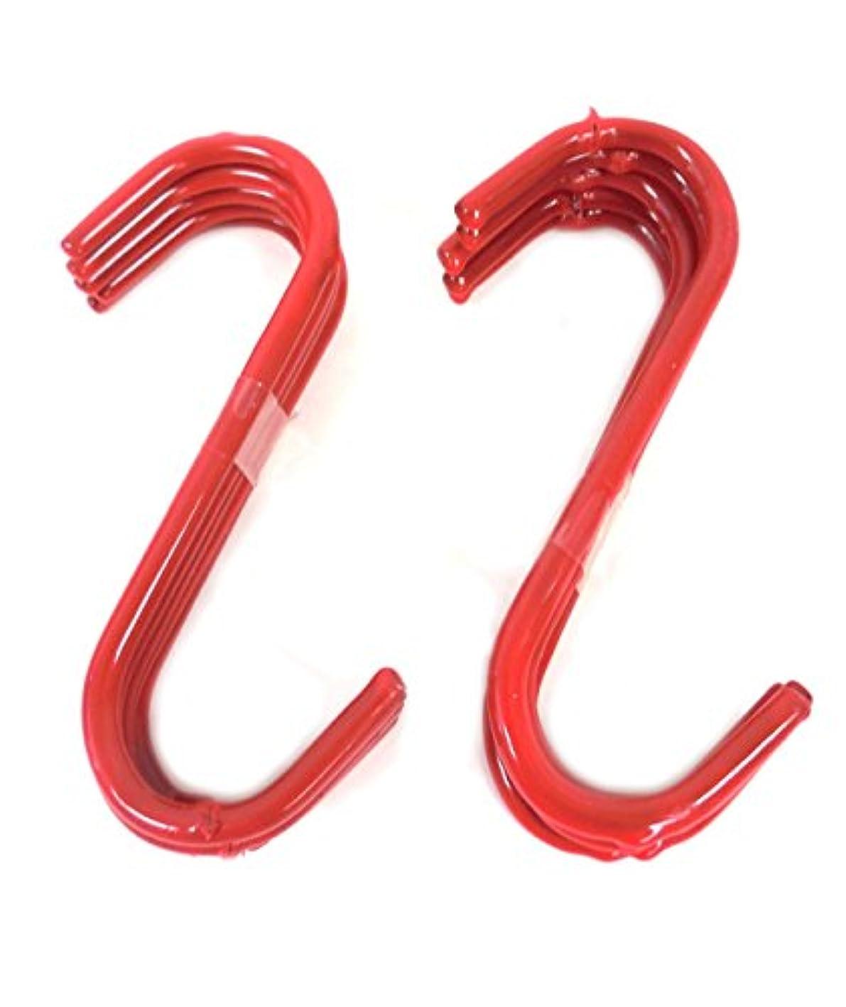 10 pc Utility Hook Set, S Shape by B-PAC