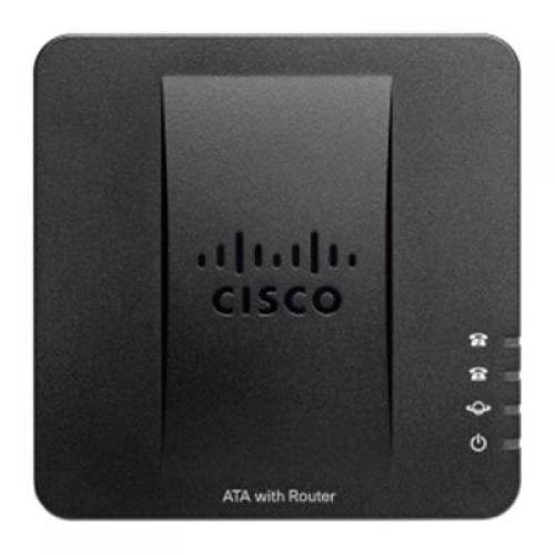 CISCO SPA122 Cisco ATA SIP Router 2X FXS