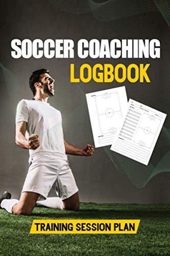 Soccer coaching logbook