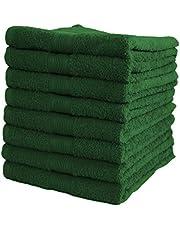 NatureMark NM-HT0842 badstof handdoeken, 8-pack, 50 x 100 cm, 100% katoen