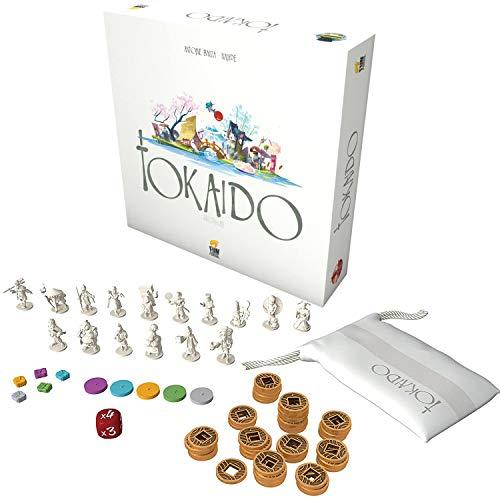 Hot New Tokaido Board Game-English Version