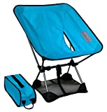 Best Chair For Backpacking - Adak Outdoors Backpacking Chair Ultralight - with Mat Review
