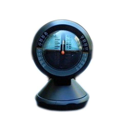 Chytaii Neigungsmesser Auto Winkel Slope Level Meter Messer KFZ Balancer Finder Werkzeug für Auto Fahrzeug