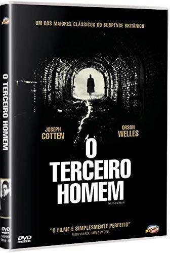O TERCEIRO HOMEM - DVD
