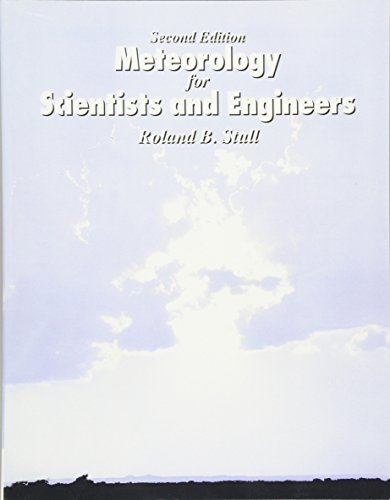 Download Meteorology for Scientists and Engineers: A Technical Companion Book With Ahrens' Meteorology Today 0534372147
