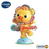 VTech - León Baila mi aro Activity pars la Chaise Haute électronique Interactive. (3480-528022)