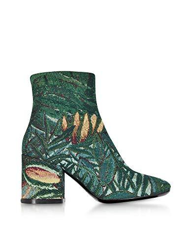 Kenzo Luxury Fashion Damen F861BT348F8053 Grün Stiefeletten | Jahreszeit Permanent