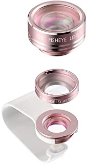Mobile Phone Lens Compatible With All Kinds Of Phones - White