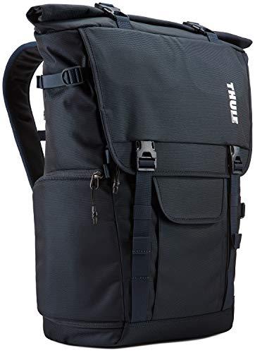 [スーリー] リュック Thule Covert DSLR Rolltop Backpack デジタル一眼レフカメラ収納用 Mineral