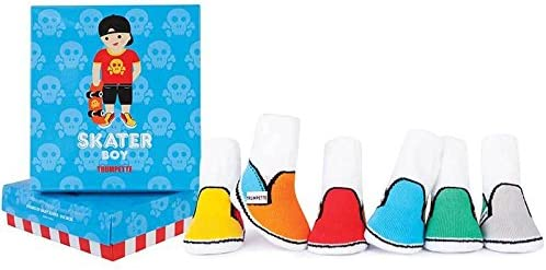 Trumpette Attention brand Baby Max 79% OFF Boys Pairs Set-6 Sock