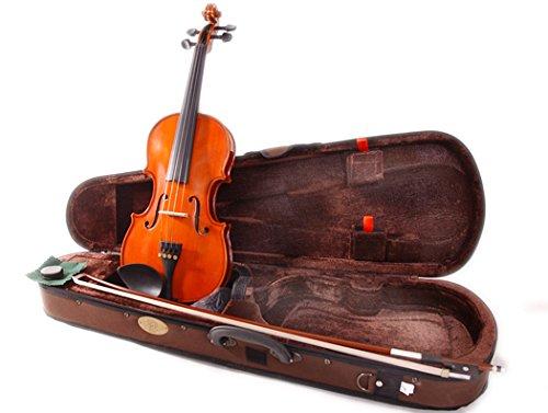 Stentor violín estándar 3/4 tamaño + juego de Up incluye Workshop
