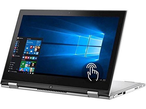 DELL Inspiron 13 i7359-5984SLV 2-in-1 Laptop Intel Core i7 6500U (2.50 GHz) 500 GB HDD 8 GB SSD Intel HD Graphics 520 Shared memory 13.3'' Touchscreen Windows 10 Home 64-Bit