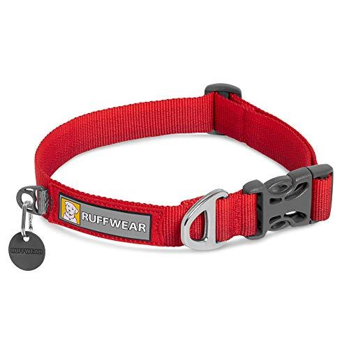 RUFFWEAR - Collar de Perro de Rango Frontal, Collar Duradero y cómodo para Uso Diario