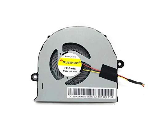 Kompatibel mit Acer Aspire E5-552 E5-571G E5-571 E5-471G E5-471 E5-473 E5-473G V3-572G E5-573 E5-573G E5-575P E5-575G E5-575G T E5-7 CPU-Lüfter 72 E5-772G E5-773 E5-773G E5-576G-5762 P246