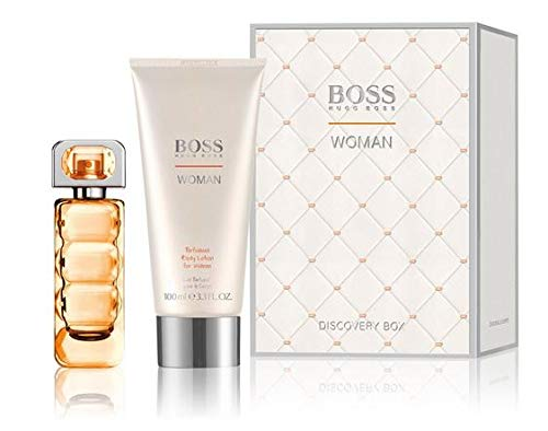 Hugo Boss Boss Orange femme 30 ml Eau de Toilette + 100 ml Body Lotion Limited charistmas set Trend Parfum