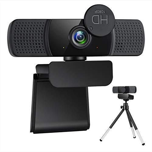 Tropro Facecam mit 1080p und Stereo Mikrofon