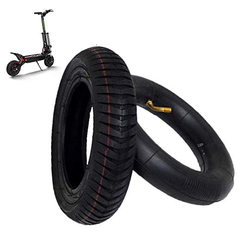 Neumáticos de repuesto Neumático de scooter eléctrico para adultos, 10X2 / 2.125 / 2.50 Neumáticos interiores y exteriores, Neumáticos antideslizantes resistentes al desgaste, Accesorios para neumátic
