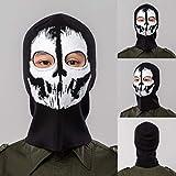 Decoración del Hogar Artículos, Sombrero de Invierno Motocicleta Esquí Pasamontañas Completa Cara Cuello Máscara Impermeable Resistente al Viento Gorra Sombrero Unisex Ramadán Negro