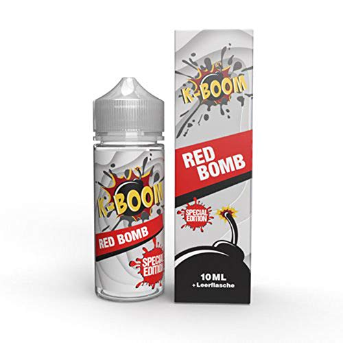 Red Bomb 2020 Special Edition 10ml Longfill Aroma by K-Boom