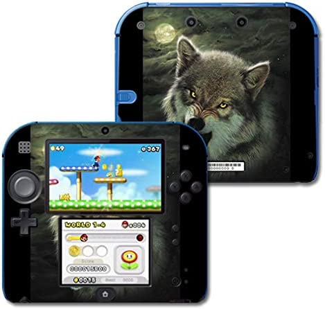 MightySkins All items free shipping Skin Compatible with Nintendo - Pr price Night 2DS Breed