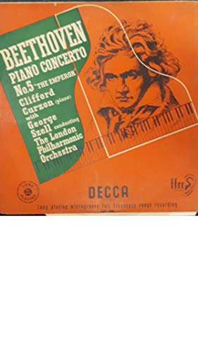 Ludwig van Beethoven , Clifford Curzon , George Szell , The London...