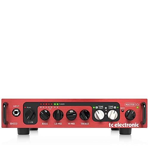 TC Electronic BH 800 Bass Amplifier Head