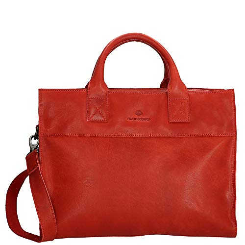 Micmacbags Golden Gate - Luiertas - Rood
