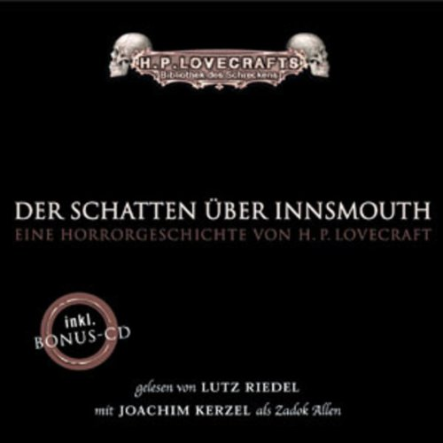 Der Schatten über Innsmouth audiobook cover art