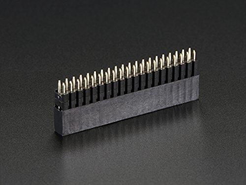 Adafruit GPIO-Buchsenleiste für Raspberry Pi, extrahoch mit 2x20 Pins