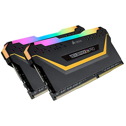 Corsair Vengeance RGB Pro 16GB 2x8Go DDR4 3200MHz C16 TUF Gaming Edition Black