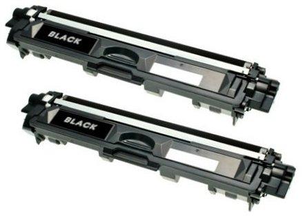 Prestige Cartridge TN-241BK Kit 2 Toner compatibile per Stampanti Brother DCP-9015CDW DCP-9020CDW HL-3140CW HL-3142CW HL-3150CDW HL-3152CDW HL-3170CDW MFC-9130CW MFC-9140CDN MFC-9330CDW MFC-9340CDW