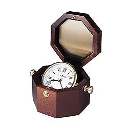 Howard Miller 645-575 Oceana Weather & Maritime Table Clock