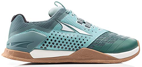 ALTRA Women's AFW1976P HIIT XT 2 Road Running Shoe, Green/Gum - 9 B (M) US