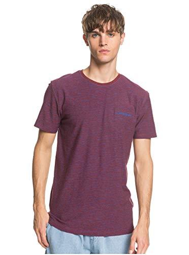 Quiksilver Shirt pour Homme, Apple Butter kentin, FR : S (Taille Fabricant : S)