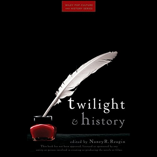 Twilight and History audiobook cover art