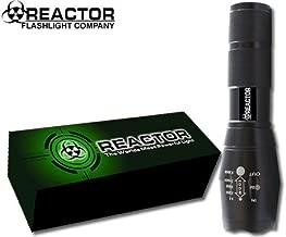 Best reactor rechargeable flashlight Reviews
