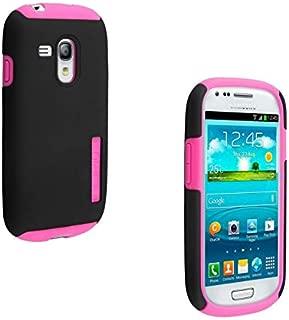 Incipio DualPro Case for Samsung Galaxy S4 Mini (Black/Pink)