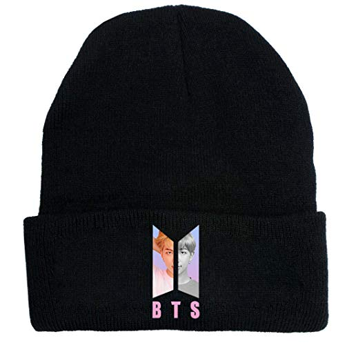Dolpind Kpop BTS Beanie Hat Love Yourself Hat V Jimin Suga Jungkook Merchandise Merch