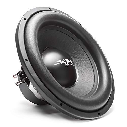 Skar Audio SDR-15 D2 15' 1200 Watt Max Power Dual 2 Ohm Car Subwoofer